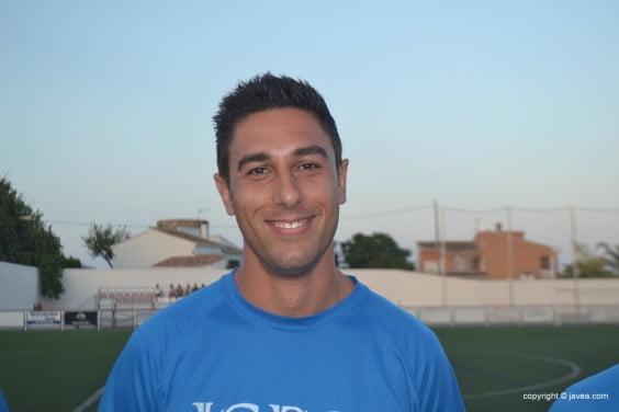 Jesus Galindo anotó el tercer tanto javiense