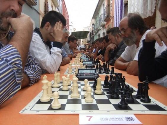 Torneo ajedrez Fira de Gata