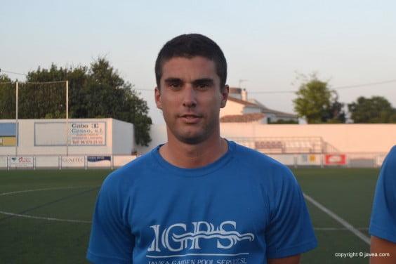 Armando Lemos, fue el autor del primer gol