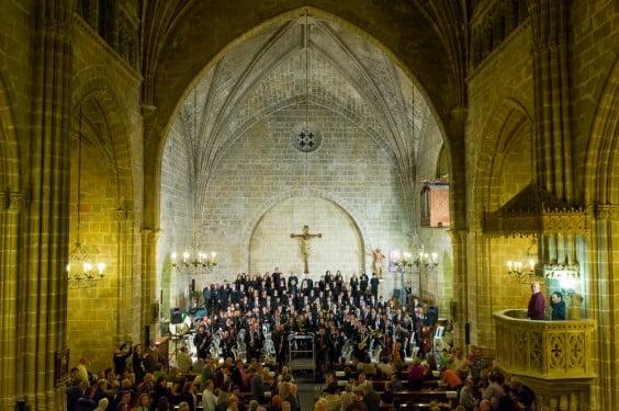 Concert Santa Cecília 2014 Banda de Música de Xàbia