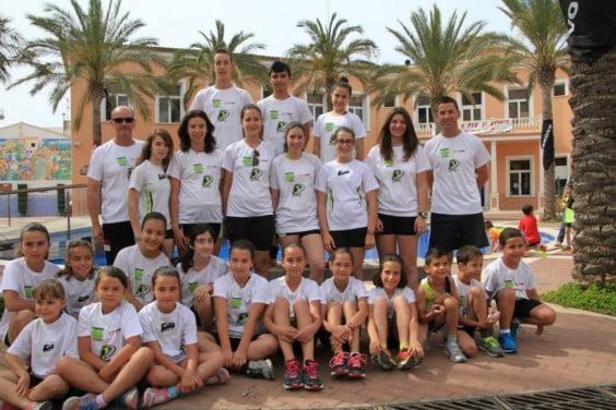 Escuela de atletismo Llebeig Xàbia