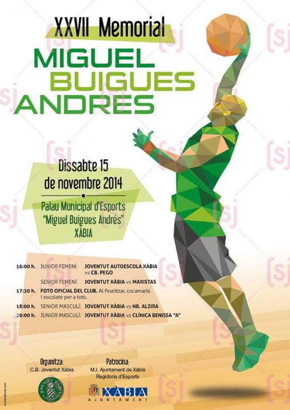 Memorial Miguel Buigues