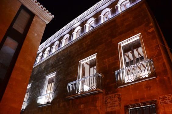 El Museo Soler Blasco estrena iluminación