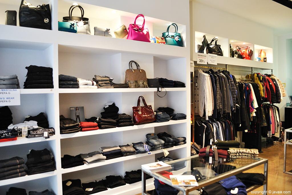 Diseño, estilo, tendencia, confort… en Pepa G en Jávea