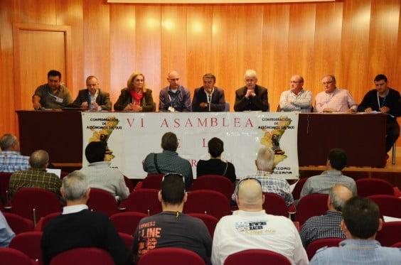 VI Asamblea de la Confederación de Autónomos del Taxi de la Comunidad Valenciana 1