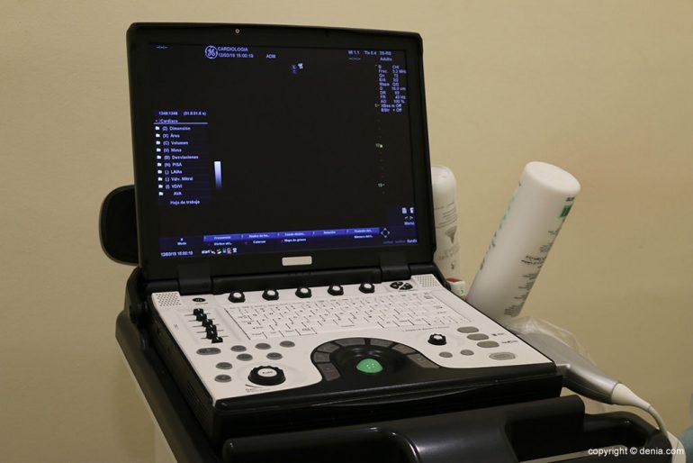 Echokardiographie in REMA