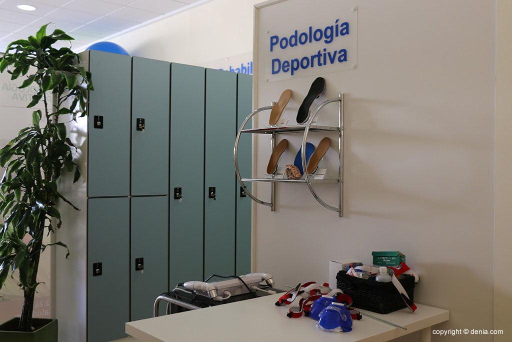 Sportpodiatrie REMA