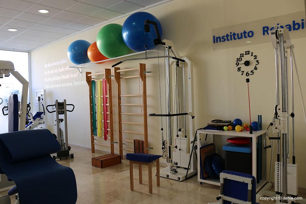 Rehabilitation Marina Alta REMA