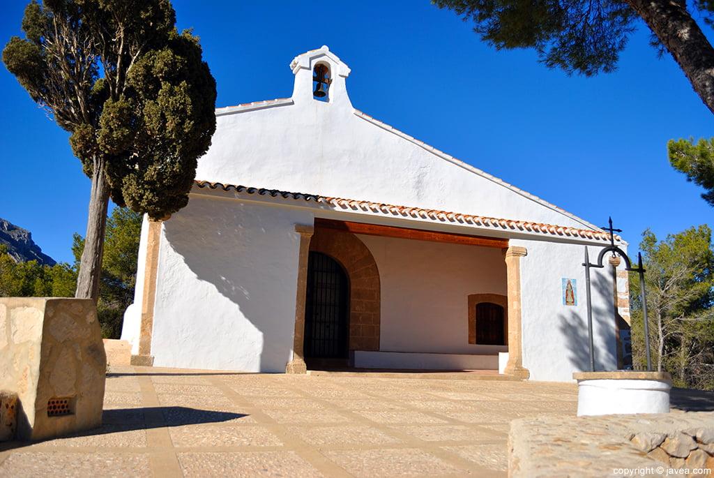 La ermita de Santa Lucía pertenece a las llamadas «ermitas de conquista»