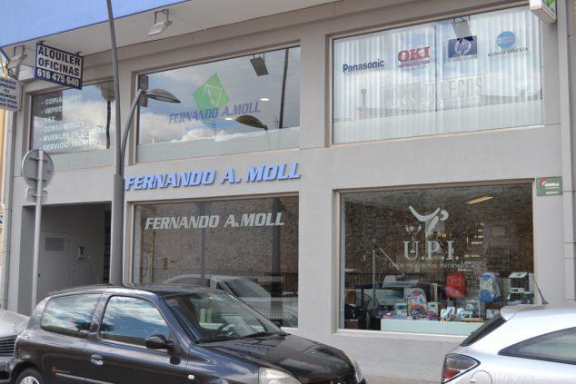 Imagen: Fernando Moll en Dénia