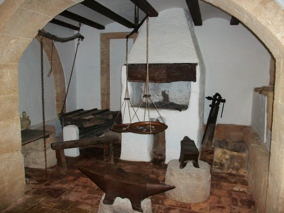 Old Smithy Museum Soler Blasco in