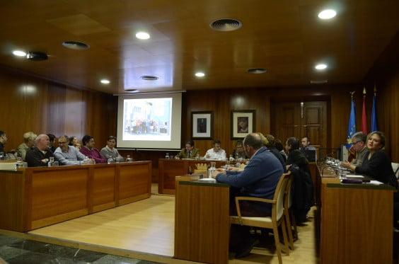 Junta General Extraordinaria de Amjasa en diciembre de 2014