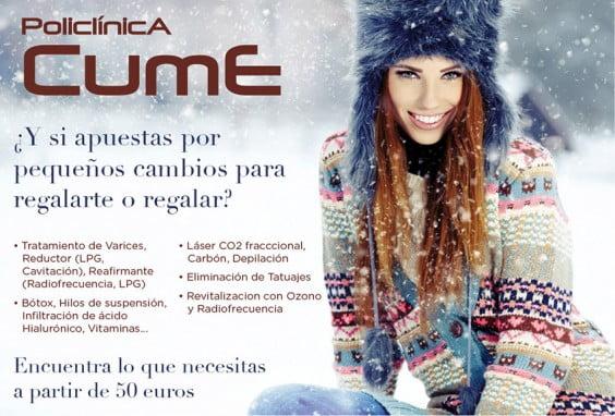 Winter Cume polyclinic 2014