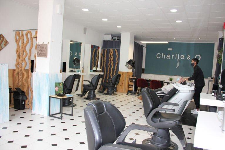 Salón de peluquería en Jávea - Charlie & O