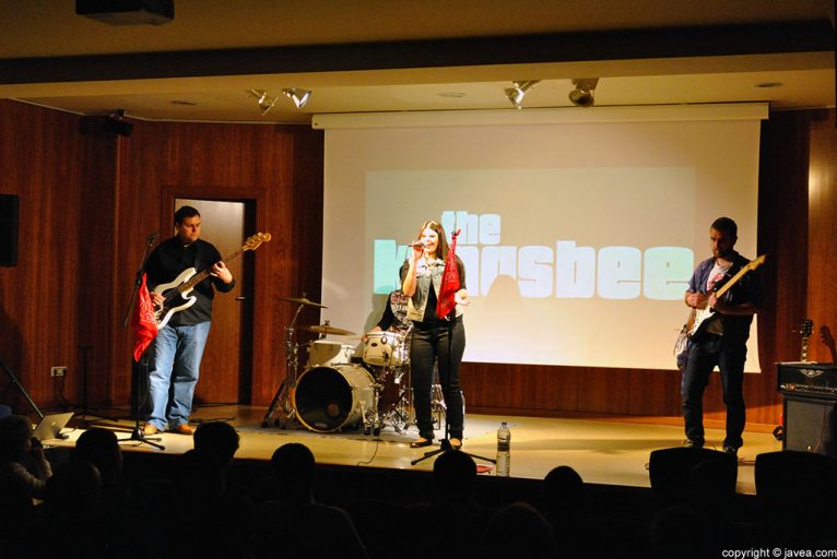 El grupo dio inicio al Bogamarí Rock