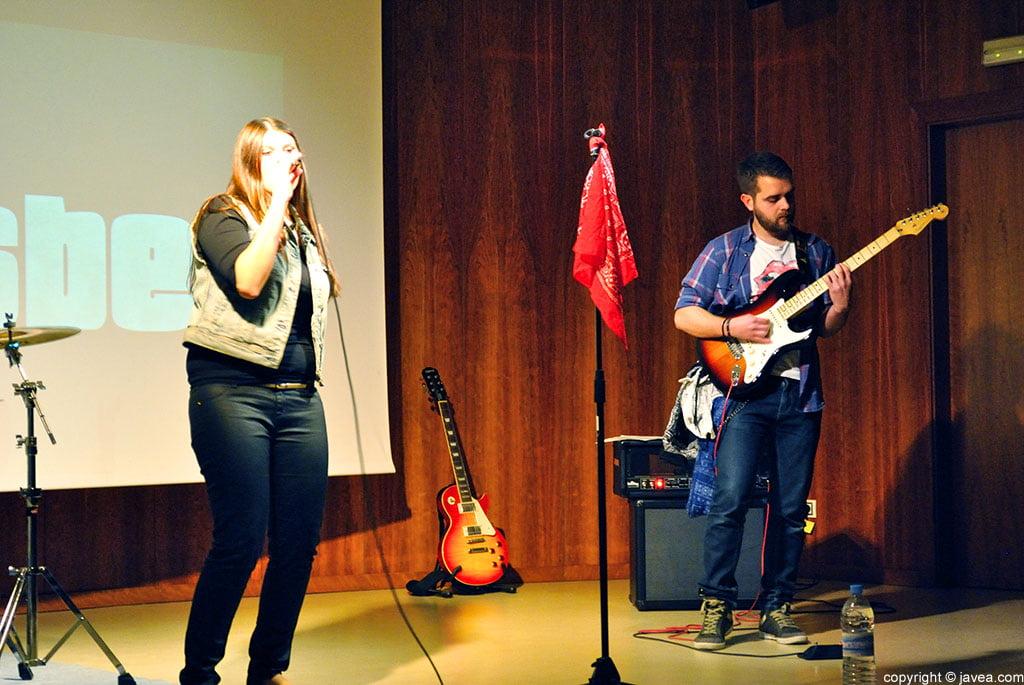 El grupo demostró su habilidad y técnica musical