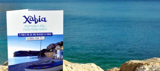 Detalle de la campaña impresa que se presentará en Fitur 2015
