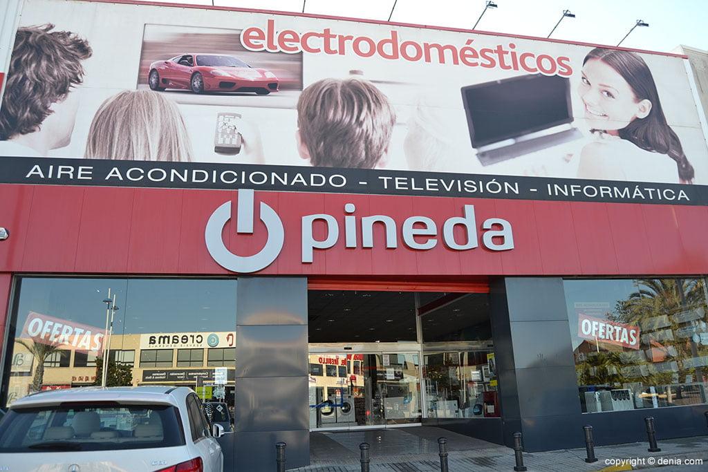 Electrodomésticos Pineda en Dénia