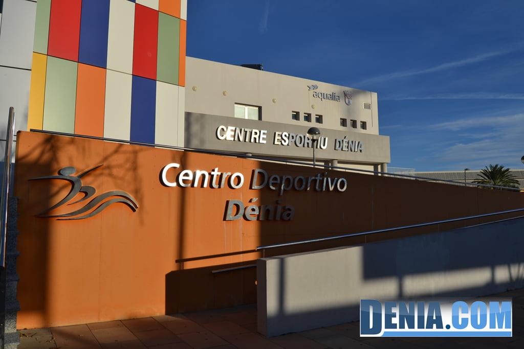 Entrada Centro Deportivo Dénia