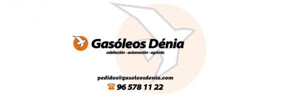 Logotip Gasoils Dénia