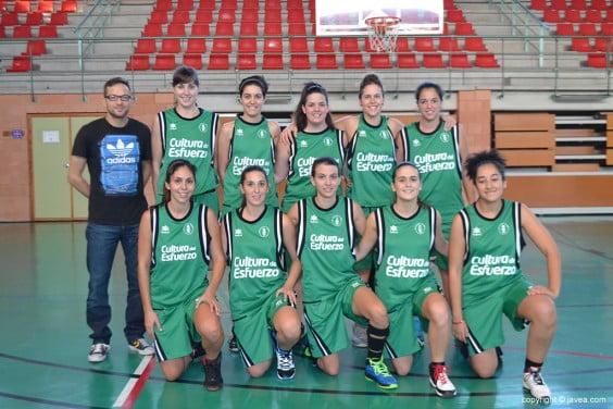 Marcos Álvarez con sus chicas