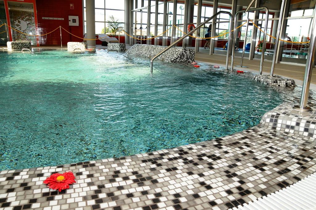 Spa, relajación y tonificación en el Centro Deportivo Dénia