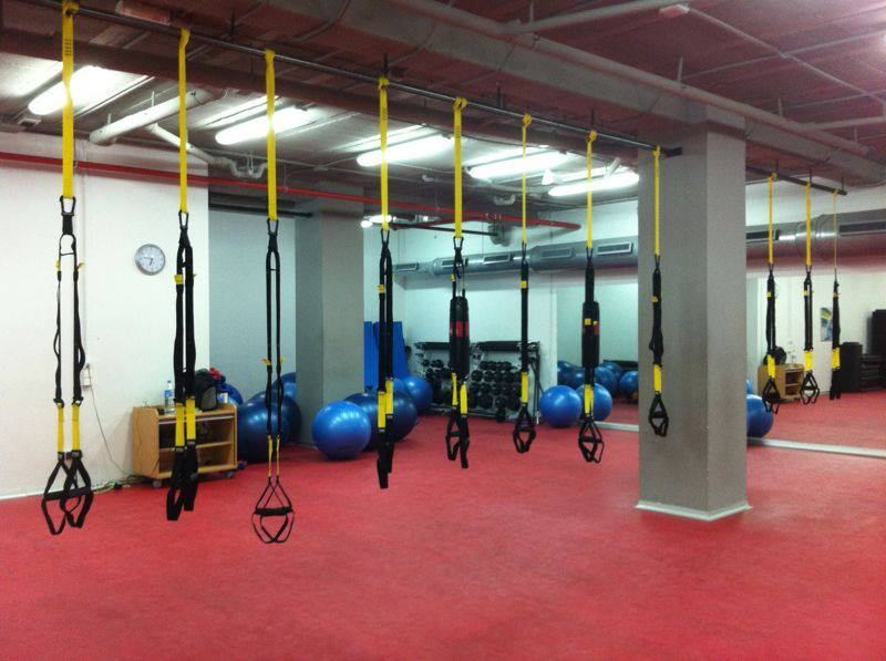 TRX clases