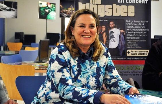 Tere Bisquert, concejala de Juventud