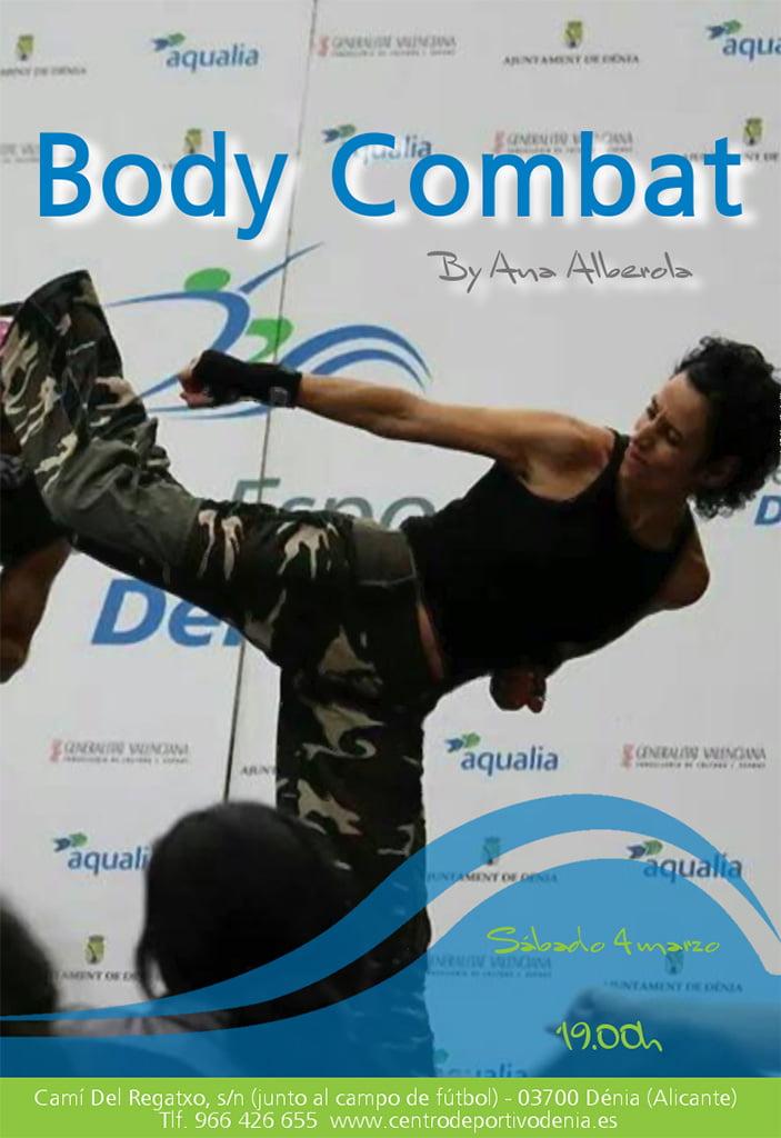 Body Combat Centro Deportivo Dénia
