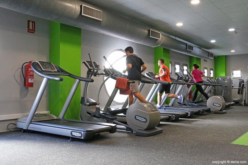 Cintas de correr Centro Deportivo Denia