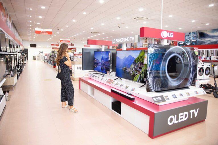 Comprar television Denia - Electrodomesticos Pineda