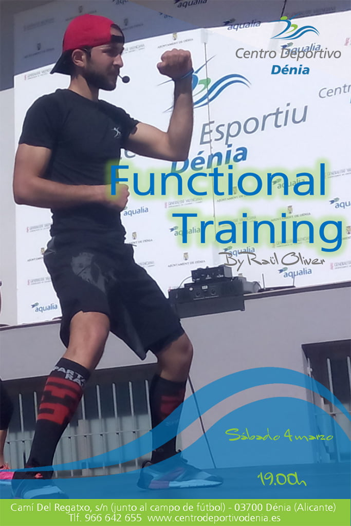 Functional training Centro Deportivo Dénia