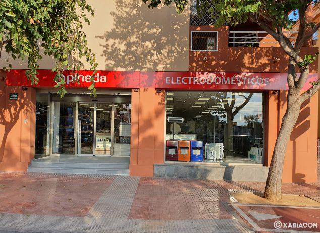 Imagen: Nueva tienda Jávea - Electrodomésticos Pineda