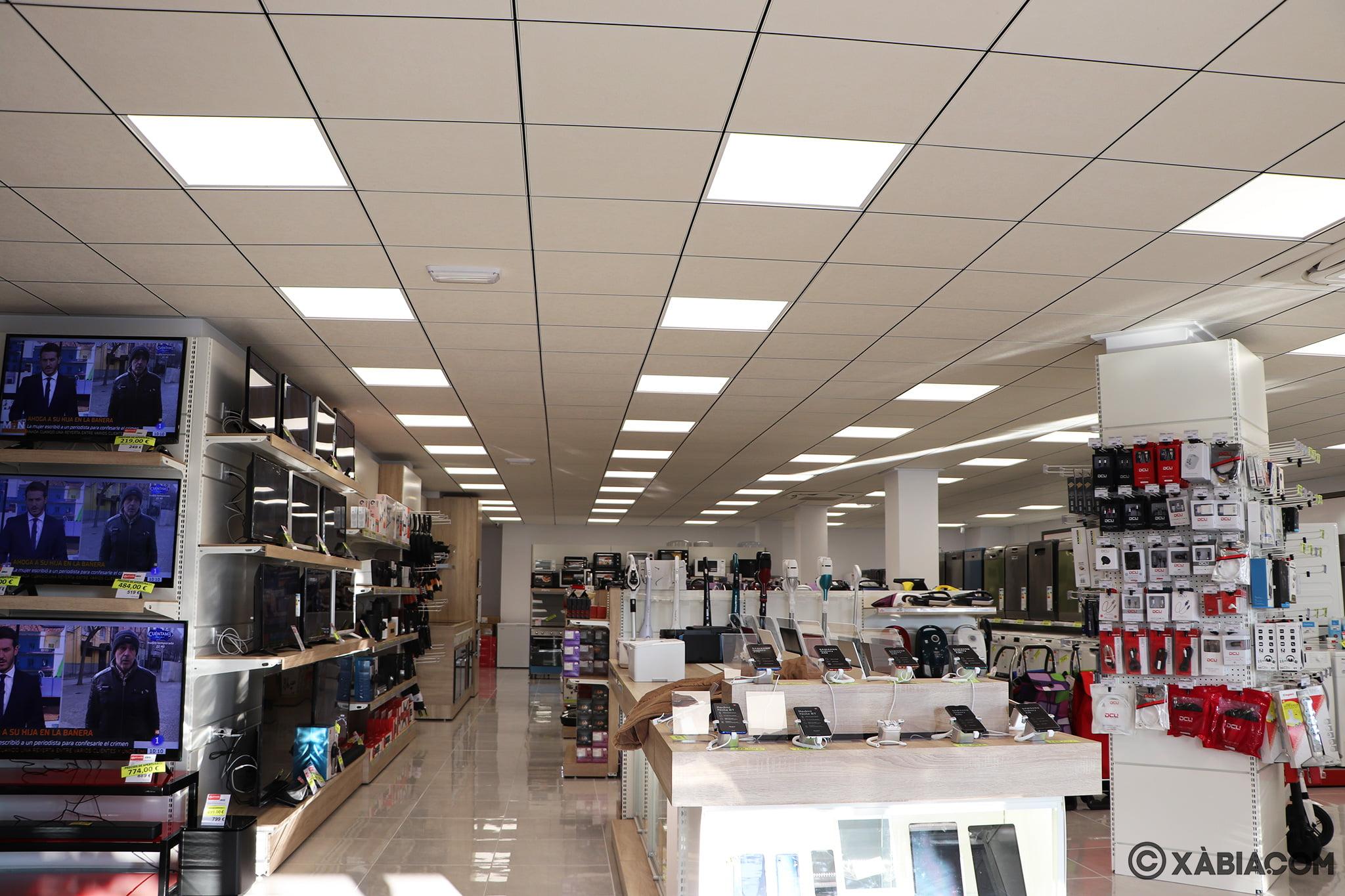 Nueva Tienda – Electrodomésticos Pineda