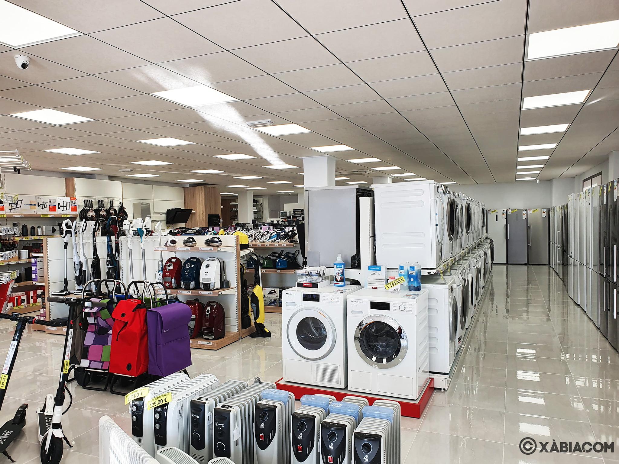 Nueva Tienda en Jávea – Electrodomésticos Pineda