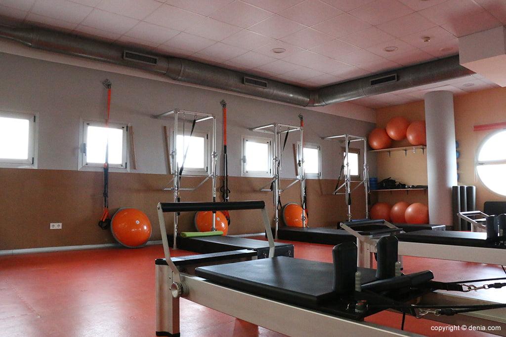 Pilates Centro Deportivo Denia