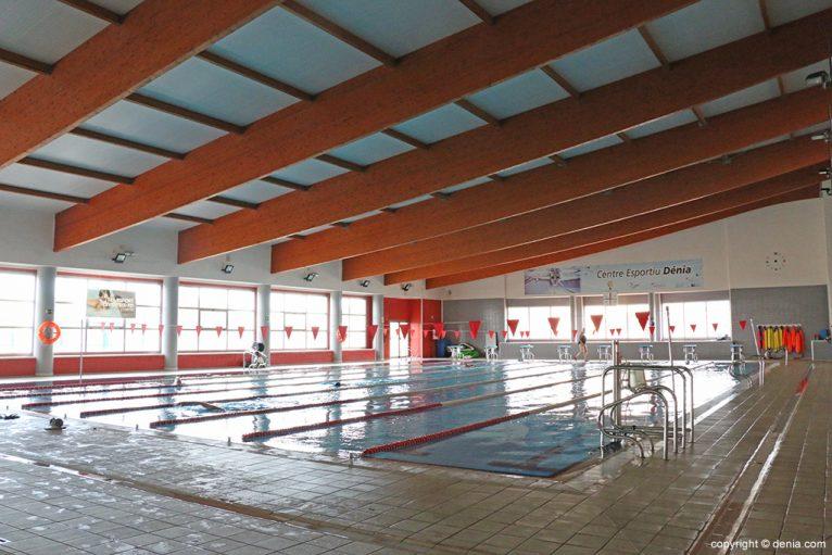 PIscina Centro Deportivo Denia
