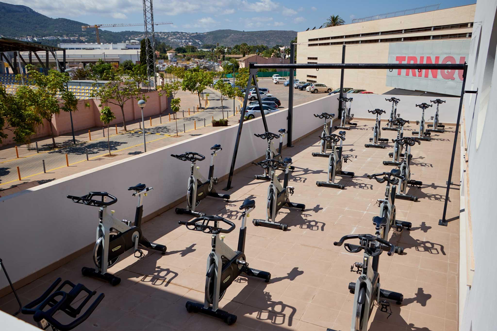 Spinning en Denia – Centro Deportivo Denia