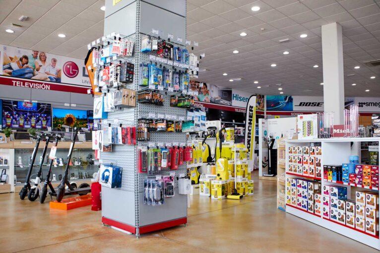 Tienda electrodomesticos Denia - Electrodomesticos Pineda