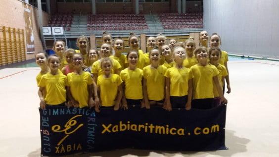 Club Gimnasia Rítmica Xàbia