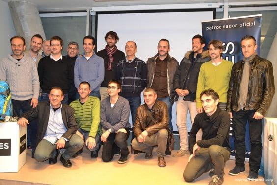 Clubes organizadores del Circuit a Peu Marina Alta