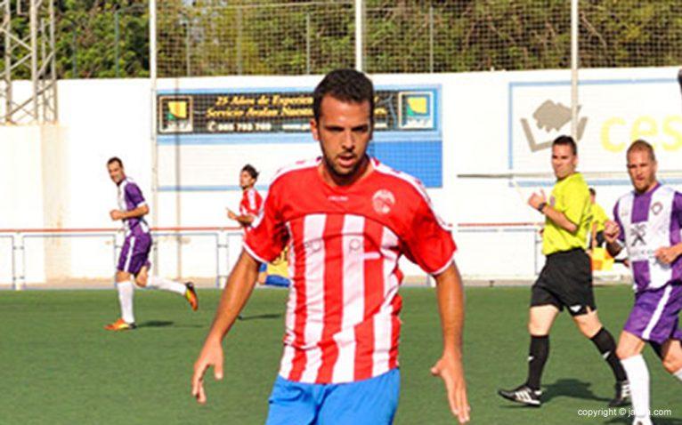 Santafé autor del segundo gol del Jávea