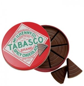 chocolate tabasco