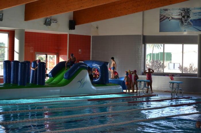 Escuela multideporte semana santa en centro deportivo d nia for Gimnasio denia