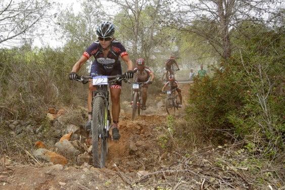 Alicia Margalejo fue sexta en Chelva