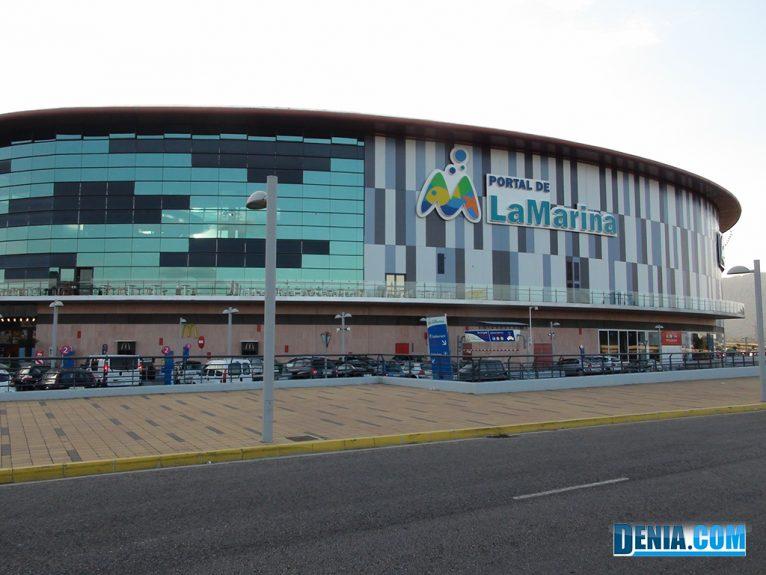 Portal de la Marina Centro commerciale