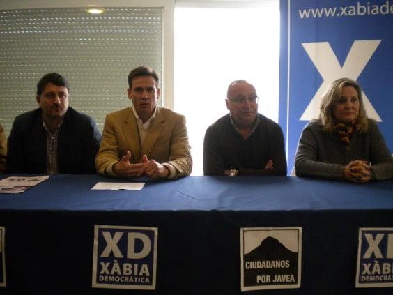 Coalicion XD y CPJ
