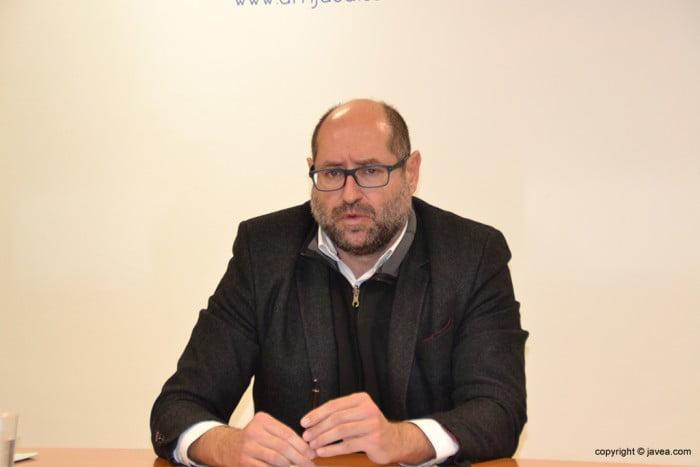 José Luis Henarejos