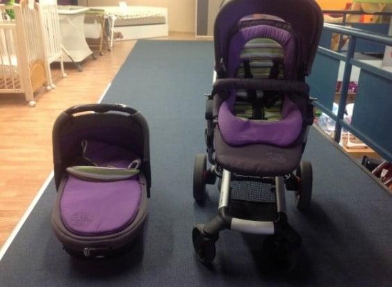Liquidación de productos en Baby Shop