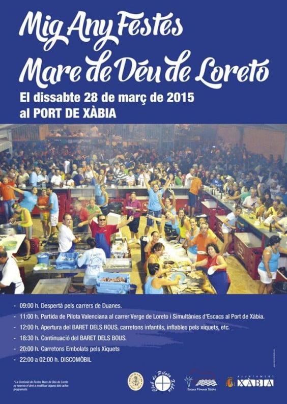 Mig any Verge Loreto